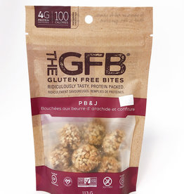 The GFB The GFB - Bites, Peanut Butter & Jelly (113g)