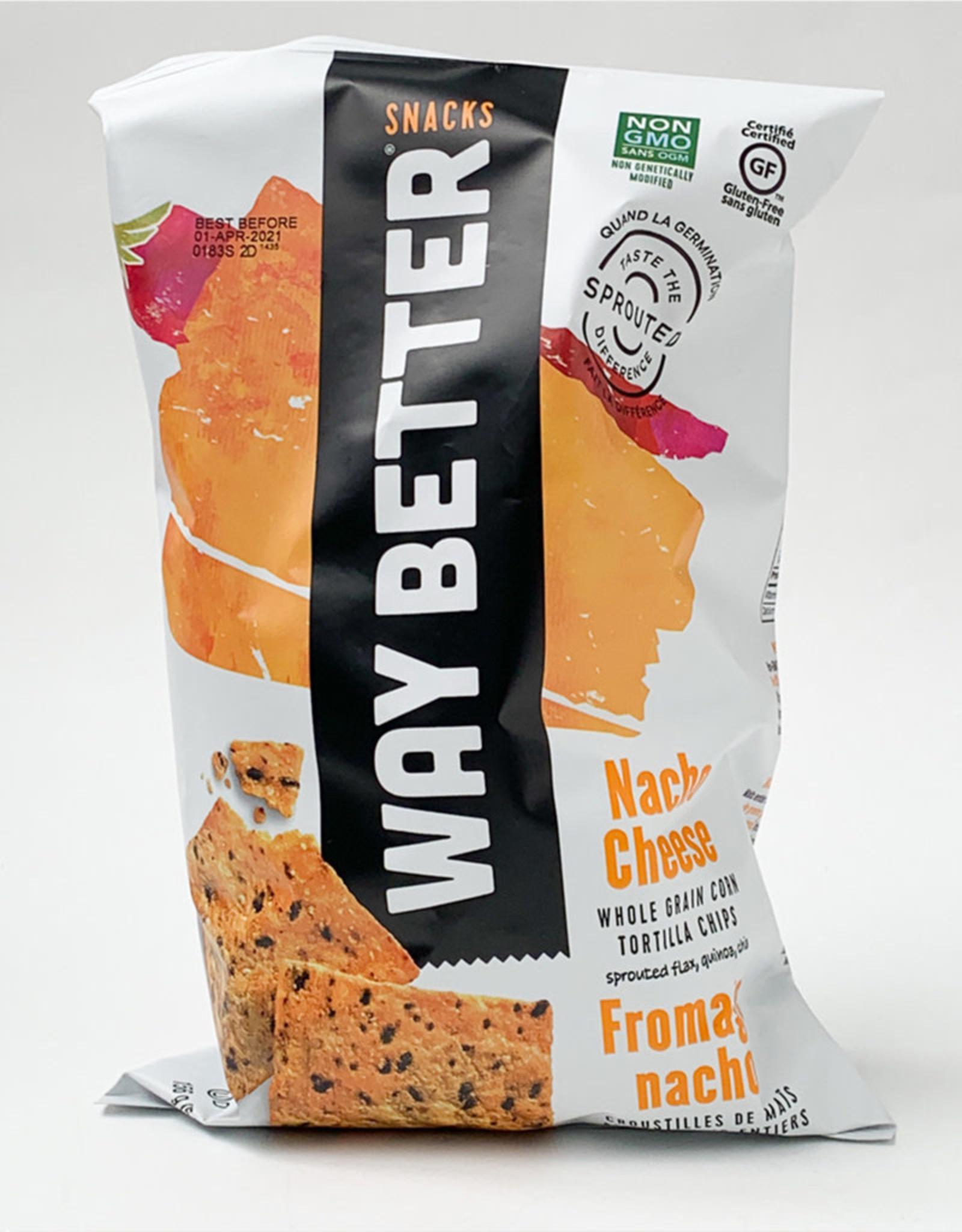 Way Better Way Better - Tortilla Chips, Nacho Cheese
