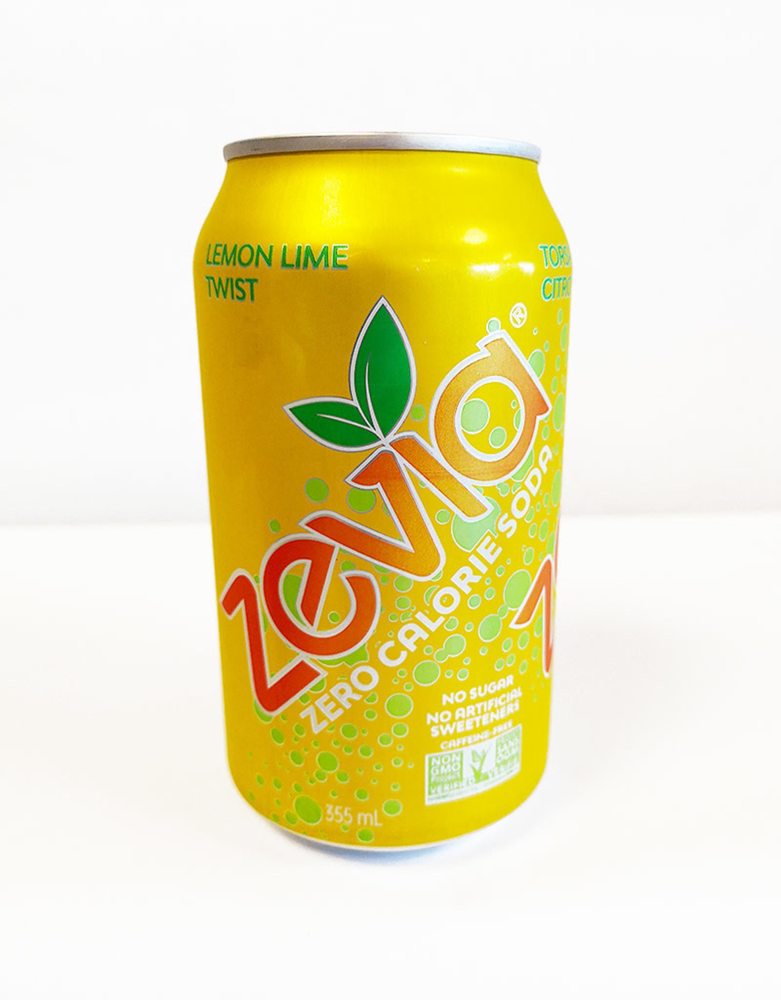 Zevia Soda Zevia - Soda, Lemon Lime Twist (355ml)