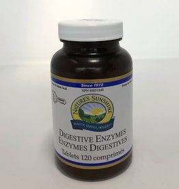 Natures Sunshine NS - Digestive Enzymes