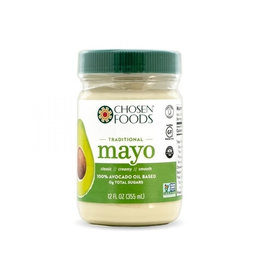 Chosen Foods Chosen Foods - Mayonnaise, Avocado Oil (355ml)