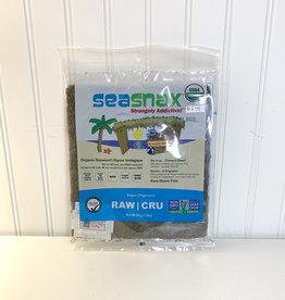 SeaSnax SeaSnax - Seaweed Sheets, Raw Raw Raw (28g)