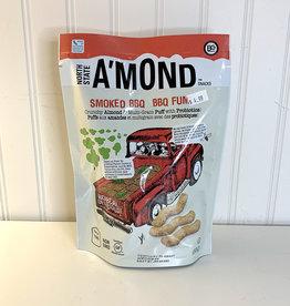 AMond Snacks AMond Snacks - Snack Puffs, Smoked BBQ (85g)