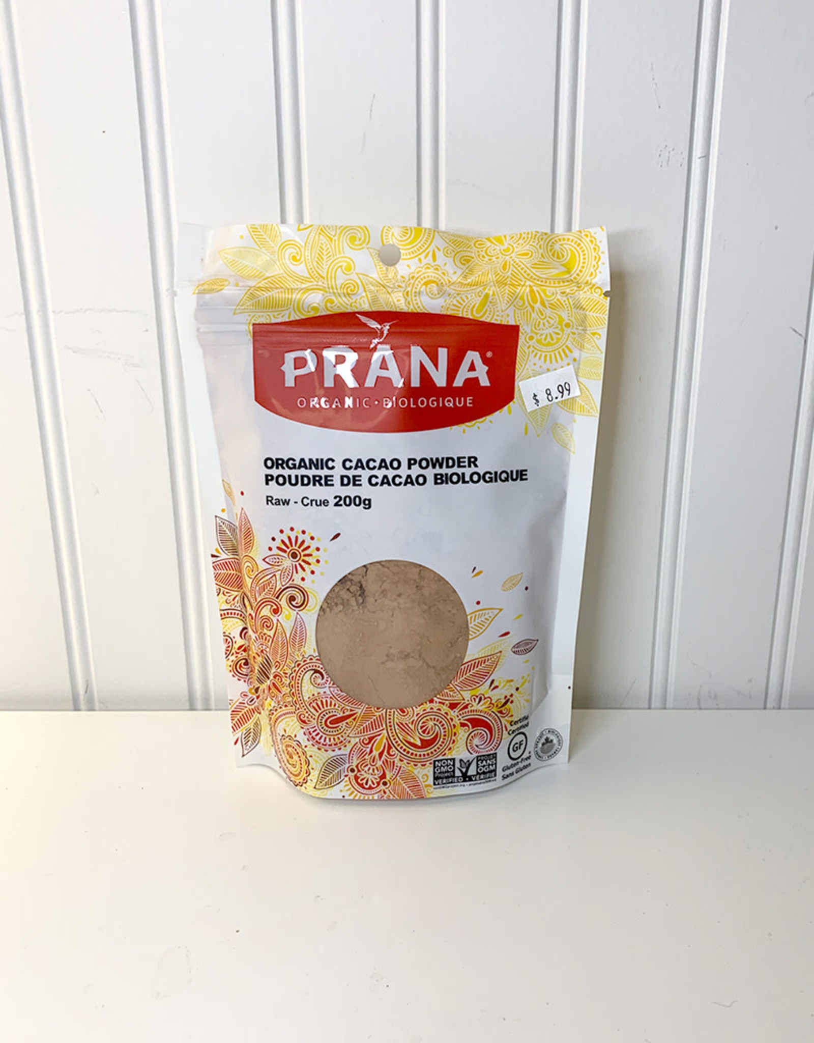 Prana Prana - Raw Cacao Powder (200g)