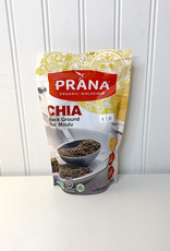 Prana Prana - Chia Seeds, Organic Black Ground (200g)