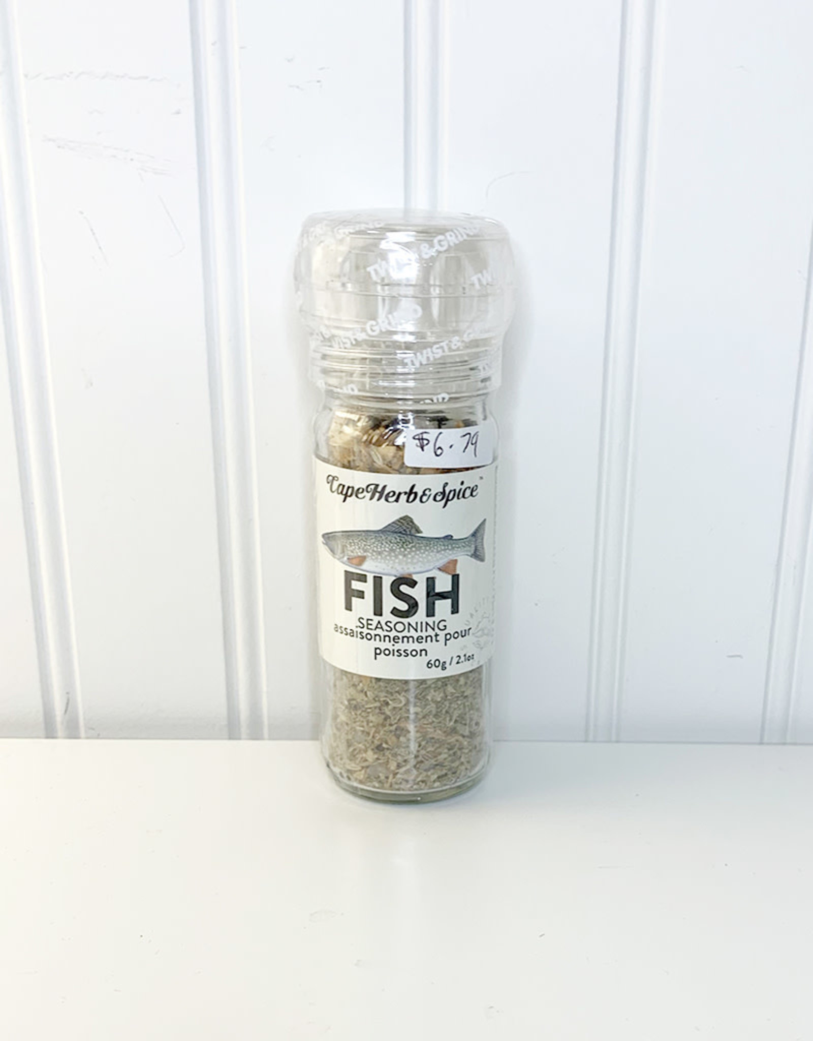Cape Herb & Spice Co. Cape Herb & Spice - Fish Seasoning Lemon & Dill