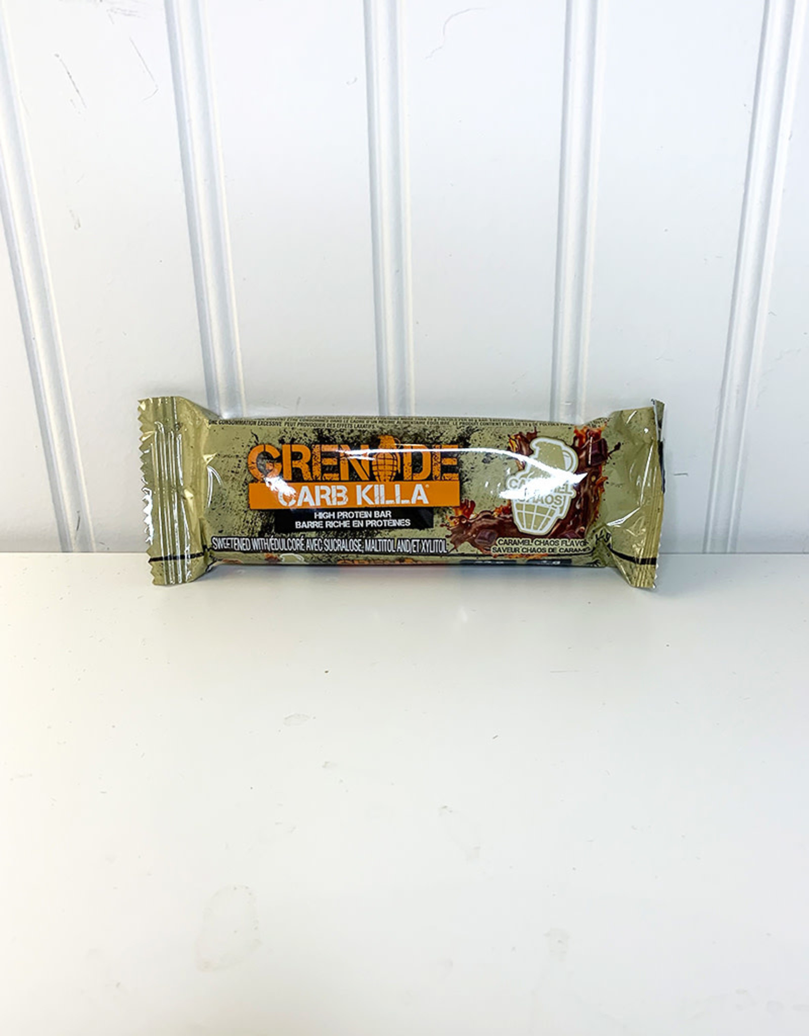 Grenade Grenade - Carb Killa High Protein Bar, Caramel Chaos