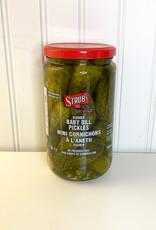 Strubs Strubs - Kosher Pickles, Kosher Baby Dills (750ml)