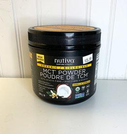 Nutiva Nutiva - MCT Powder, Vanilla (300g)