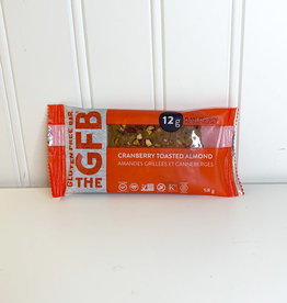The GFB The GFB - Bars, Cranberry Toasted Almond (58g)