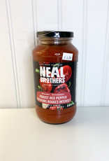 Neal Brothers Neal Brothers - Pasta Sauce, Robust Red Pepper (680ml)