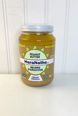 MaraNatha MaraNatha - All Natural Organic Creamy Peanut Butter (500g)