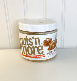 Nuts n More Nuts n More - Protein Spread, Salted Caramel (454g)