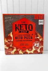 """The Keto Oven The Keto Oven - 12"""" Keto Pizza, Classic Pepperoni"""