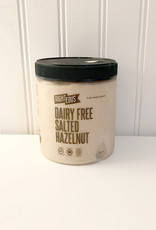 Righteous Righteous - Dairy Free Gelato, Salted Hazelnut (562ml)