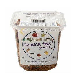 New Moon Kitchen New Moon Kitchen - Crunch This! Granola (1lb)
