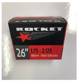 "ROCKET TUBE 26"" X 1.95-2.35 SCHRADER 48MM"