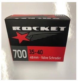 ROCKET TUBE 700C 35-40MM SCHRADER 48MM
