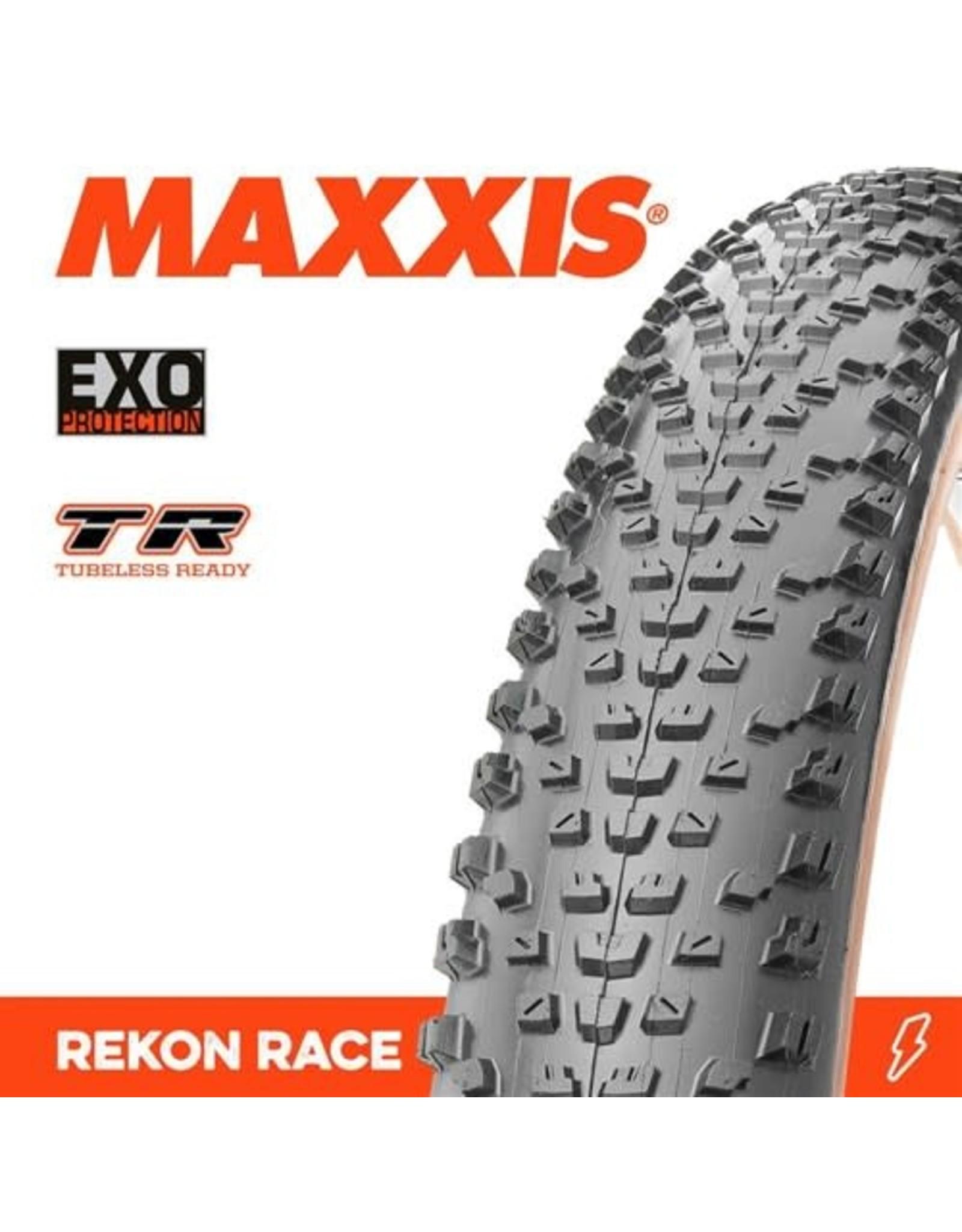 "Maxxis Rekon Bronze Sidewall 29"""