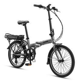 XDS E47 E-CITY HUB DRIVE 20 FOLDING BIKE