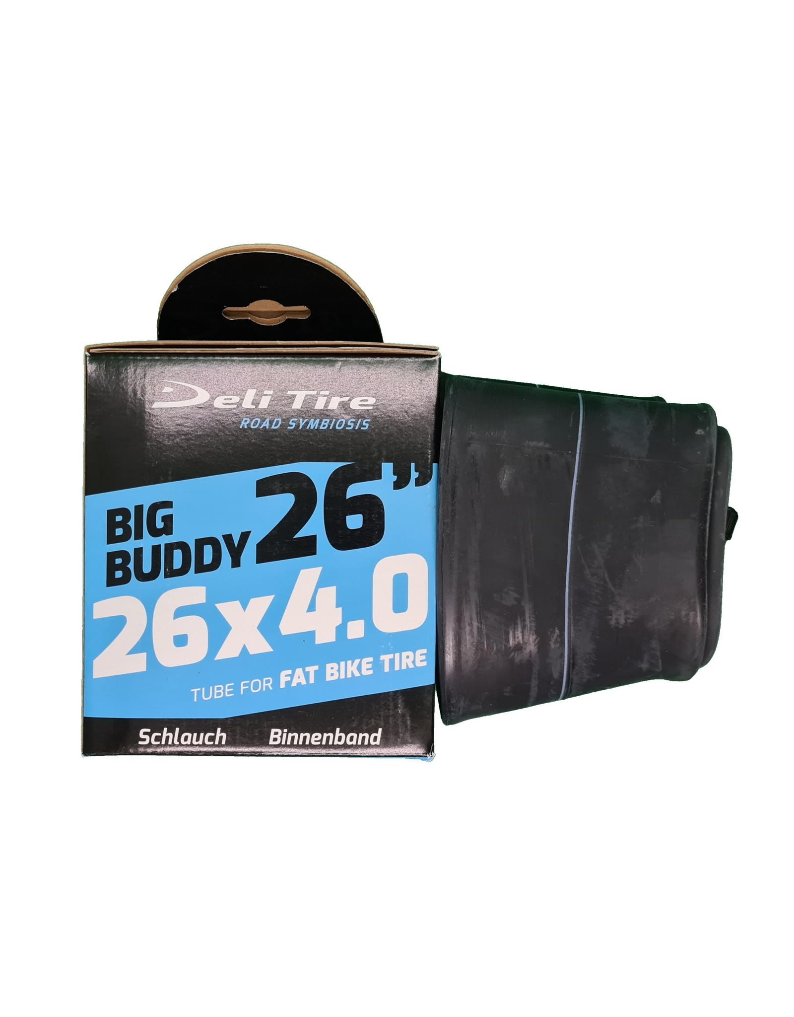 DELI TIRE Big BuddyTube 26 X 4.0 Schrader Valve