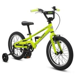 ICON Xlite Boys16 Lime Green