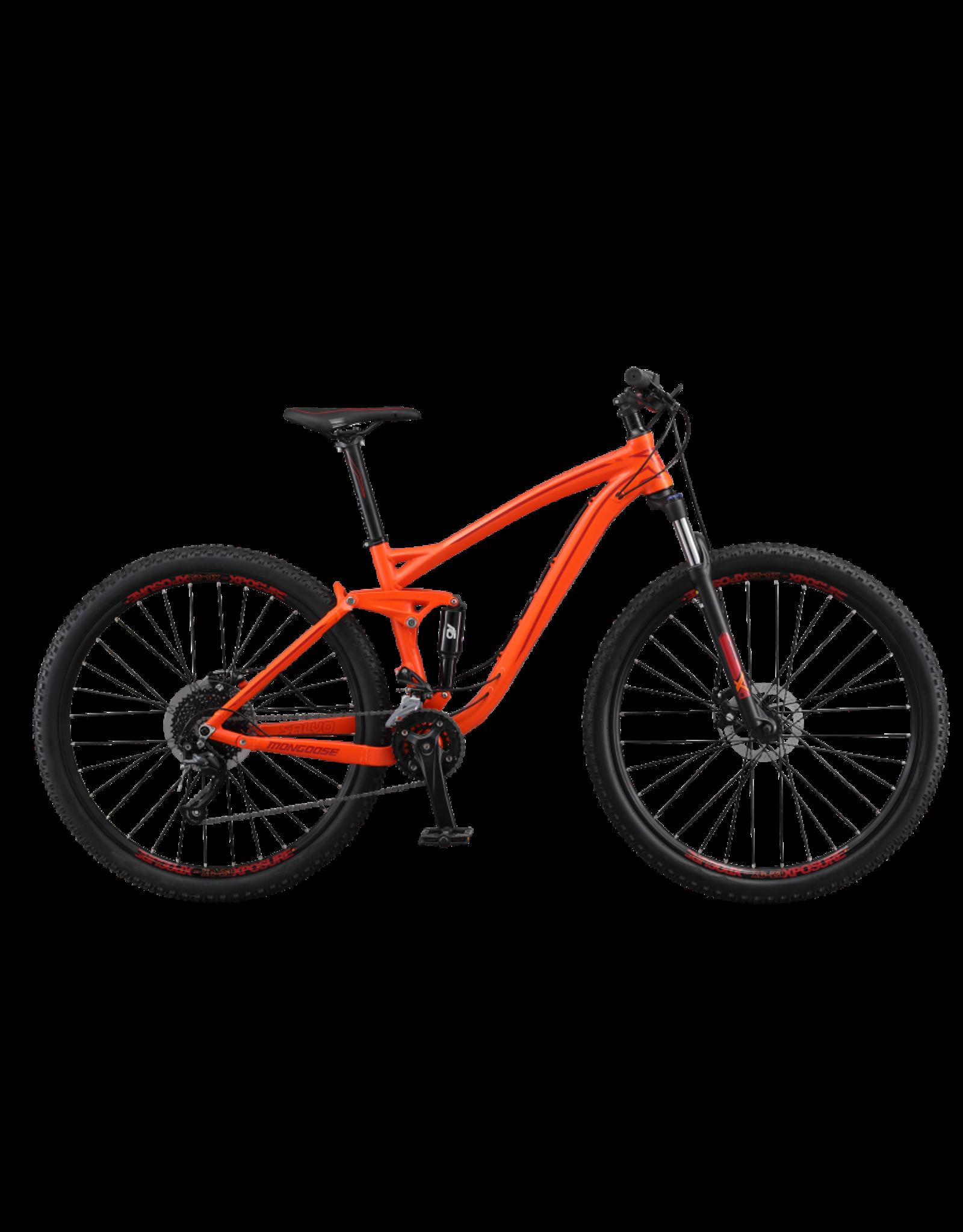 Mongoose Salvo Trail 2021 Orange