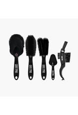 Muc-Off 5 x Premium Brush Kit