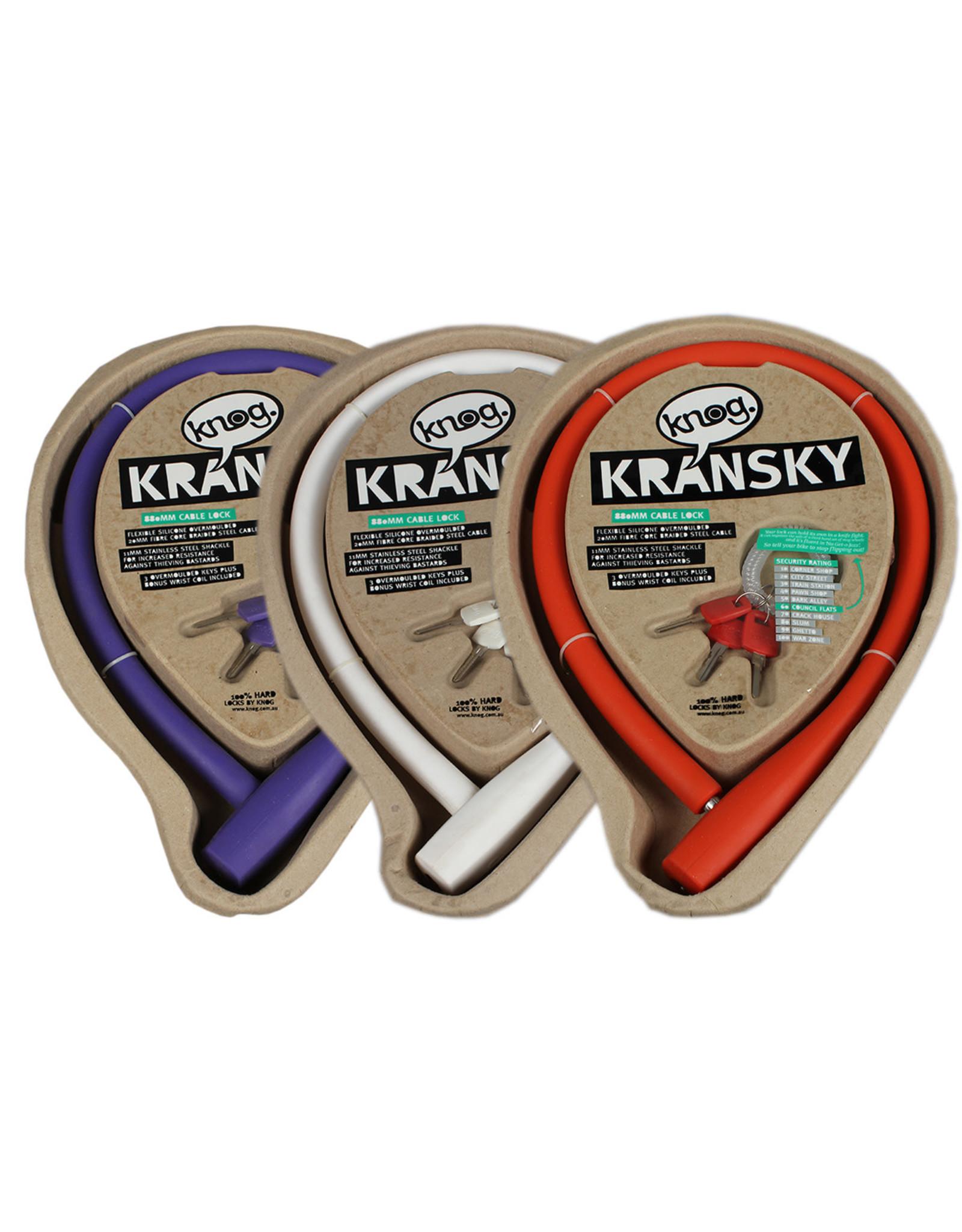 KNOG Kransky Cable Key Lock 880mm