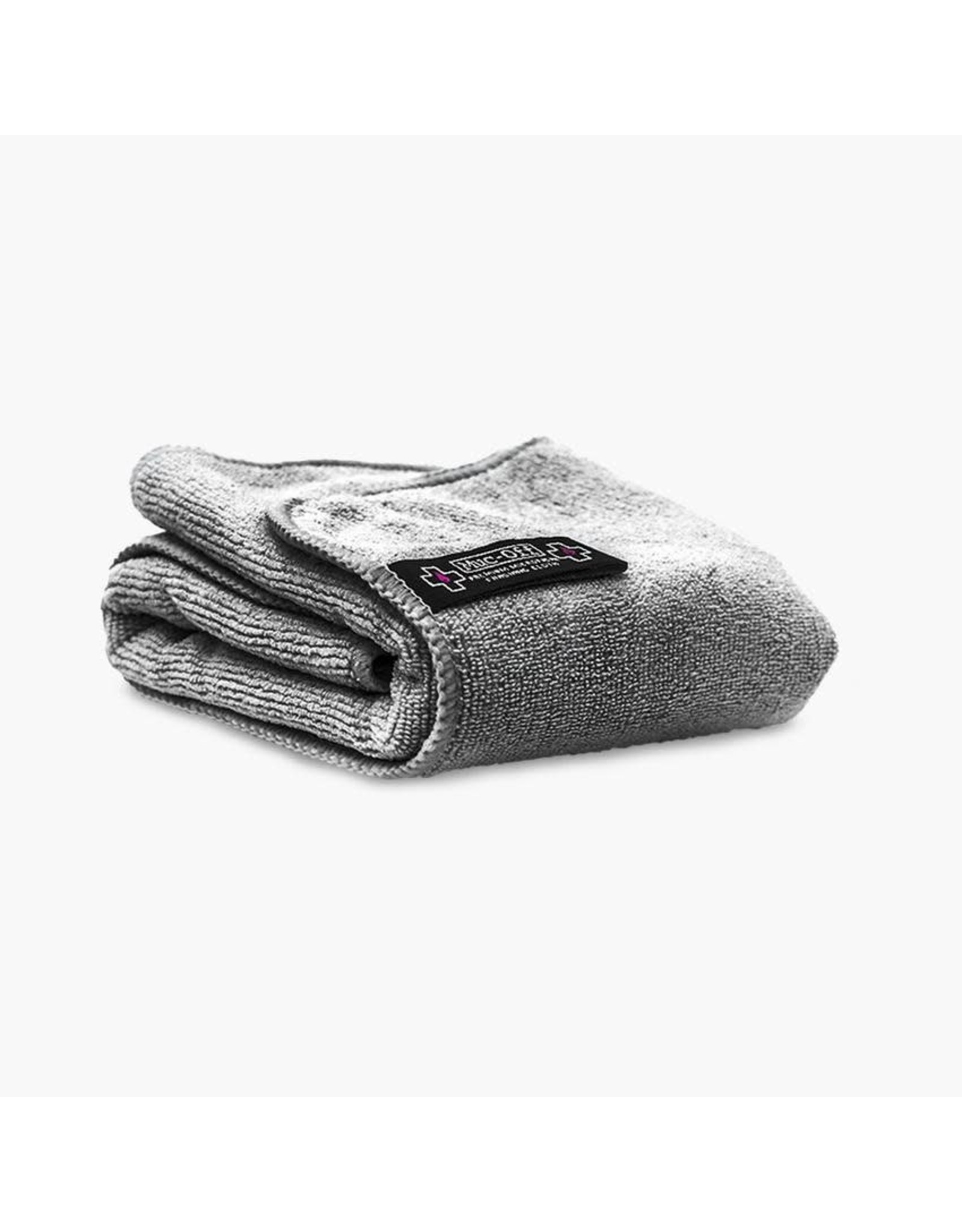 Muc-Off Cleaning Cloth Microfibre Grey