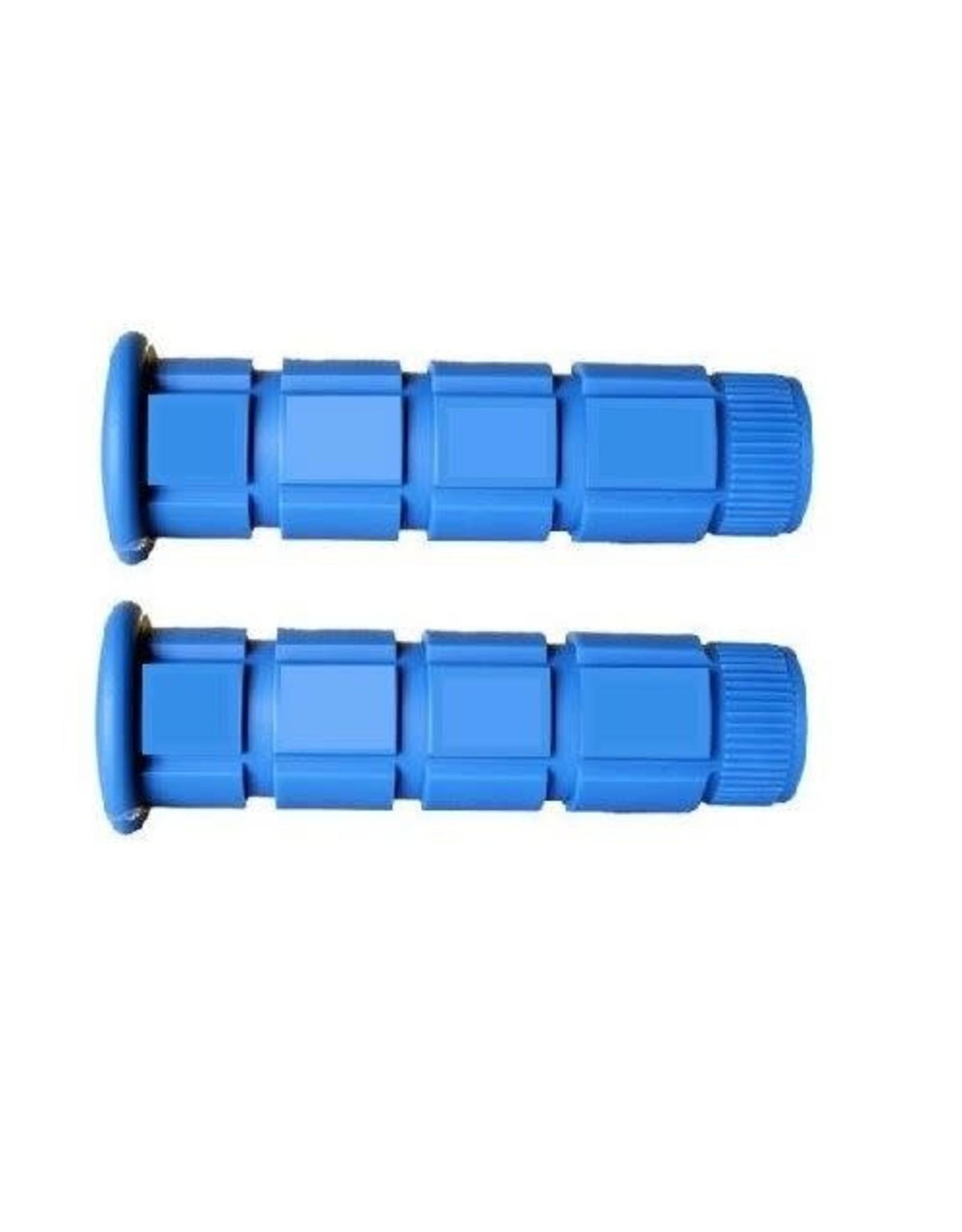 KWT Oury Style Mountain Bike/BMX  Grip Blue