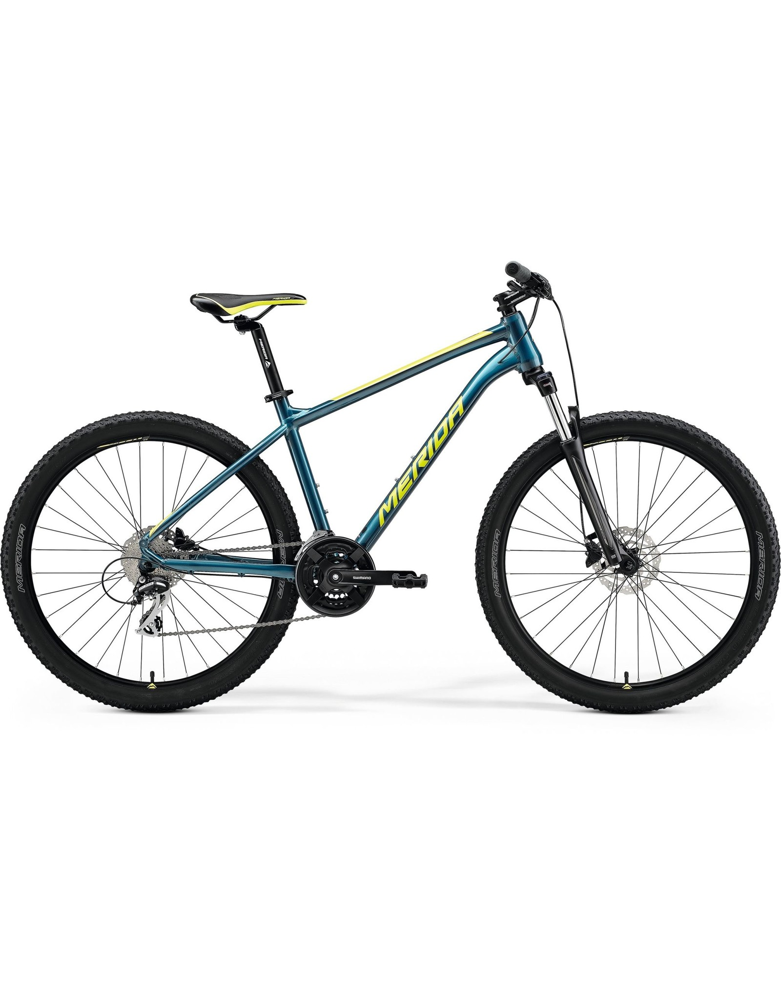 "Merida Big Seven  Mountain Bike 20 2x 27.5"" 2021"