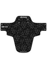 DIRTSURFER Printed Tailfeather Mudguard HOPS BLACK