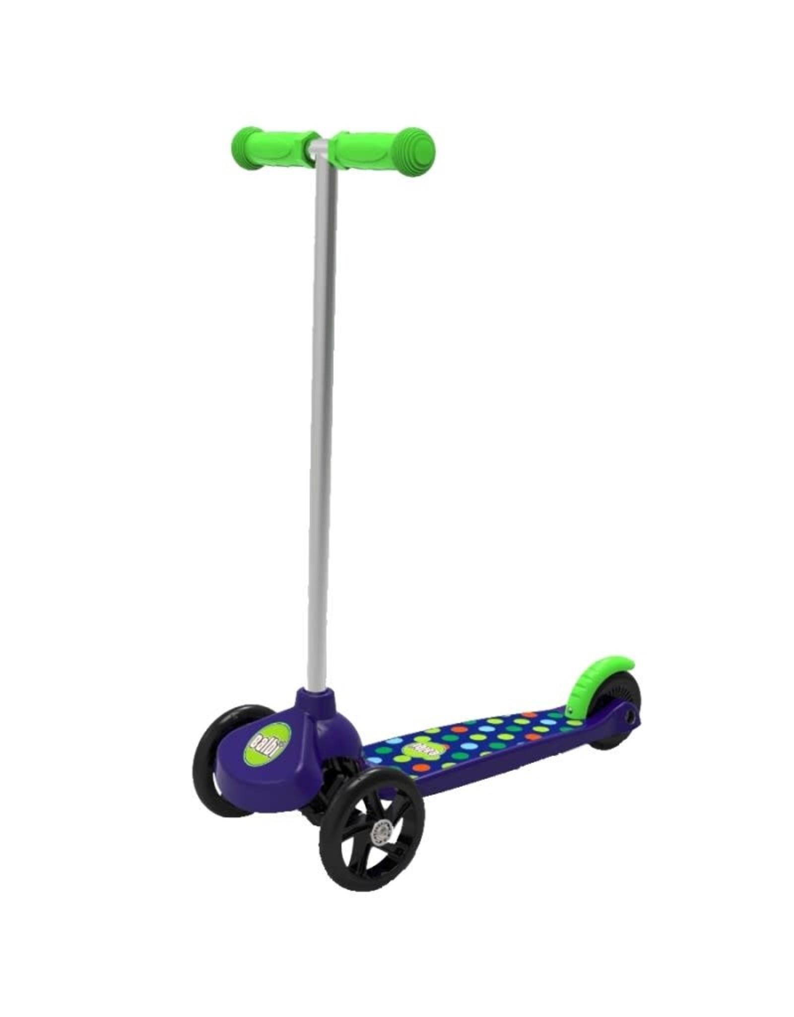 BALBI Kids 3-Wheel Scooter