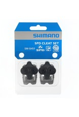 Shimano SM-SH51 SPD Cleat Set Single-Release w/New Clean Nut