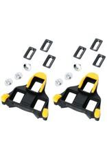 Shimano SM-SH11 SPD-SL Cleat Set Floating Mode - Yellow