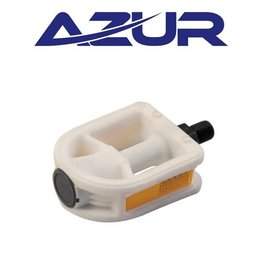 AZUR Junior pedal white 1/2 inch