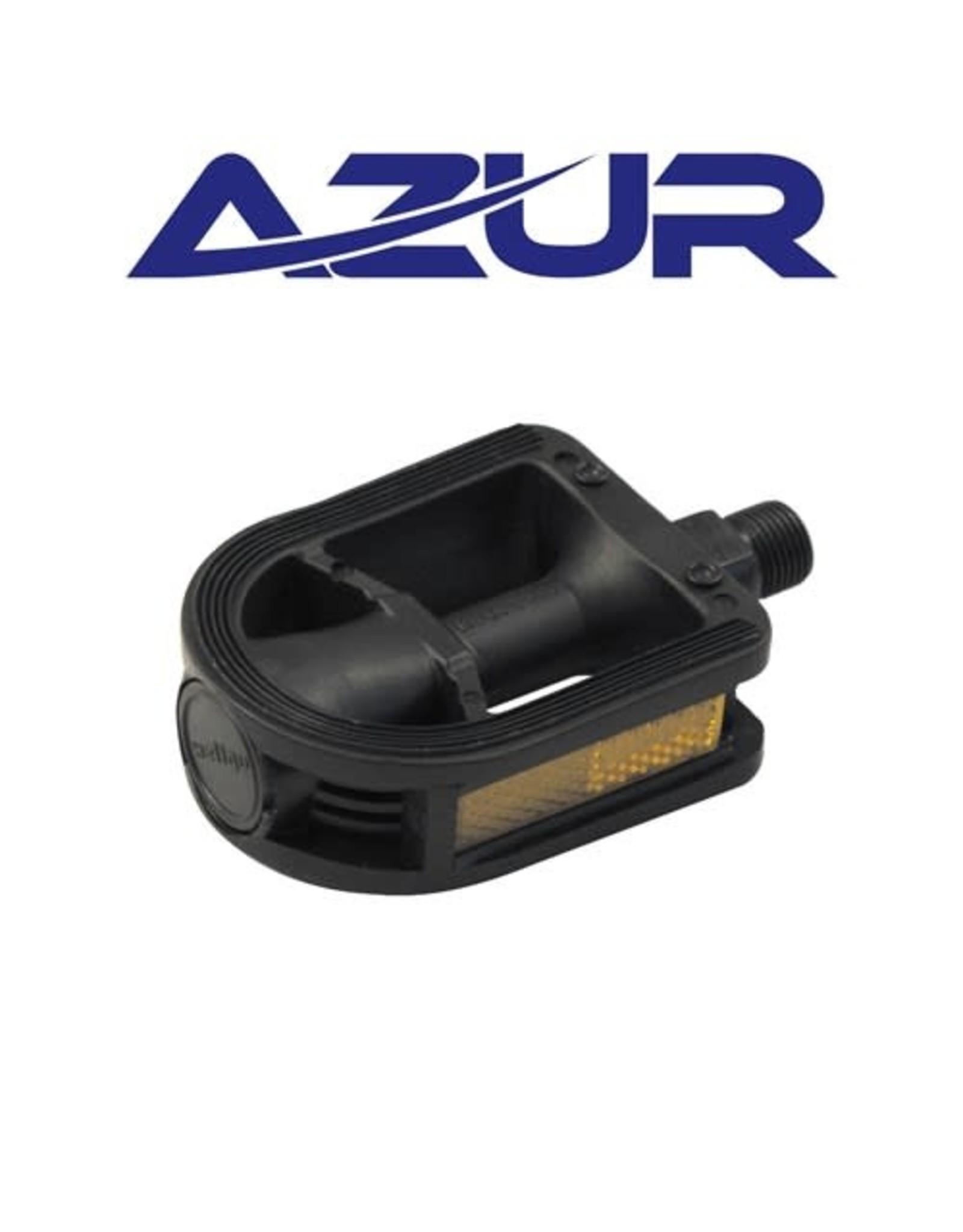 AZUR Junior Pedal Black 1/2 inch