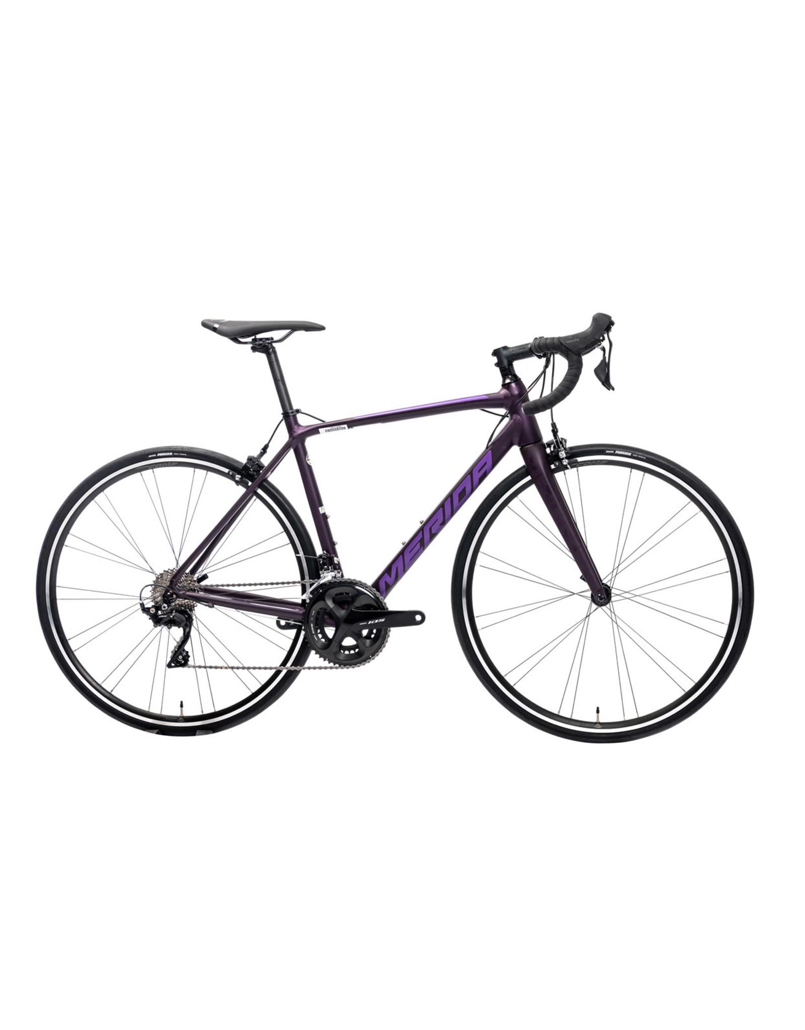 Merida Scultura 400  Dark Purple