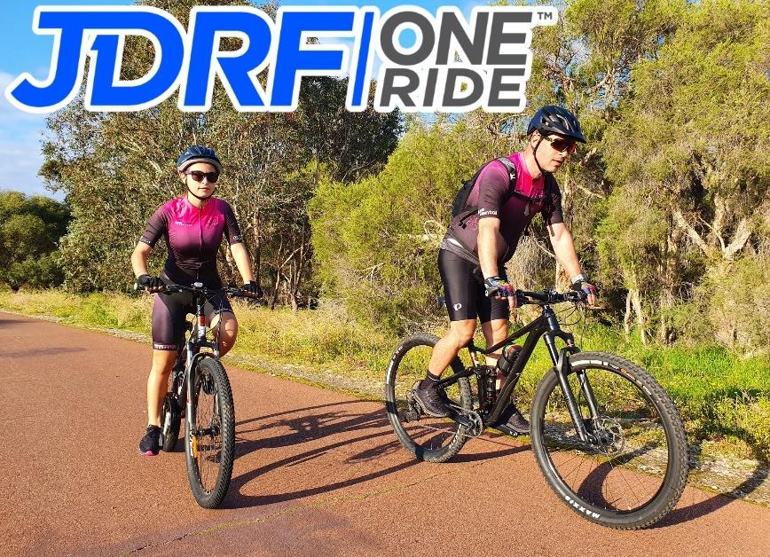 JDRF One Ride Fundraising Initiative