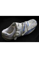 Shimano WR41 Womens Road Bike Shoe (New Old Stock) White/Blue 37