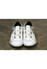 Lake CX175 Womens RoadCycling  Shoe (New Old Stock) White/Silver 37