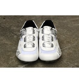 Lake CX175 Womens Road Cycling  Shoe (New Old Stock) White/Silver 37