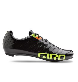 Giro Empire SLX Road Cycling Shoe (New Old Stock) Black/Lime 44