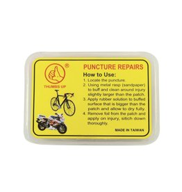THUMBS UP Bicycle Puncture Repair Kit