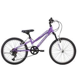 "Radius Ponyridge 20"" Girls Bike Alloy Lavender/White/Silver"