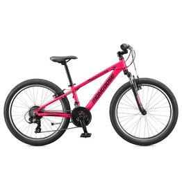 "Mongoose Rockadile 24"" Girls Mountain Bike"