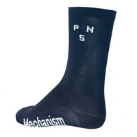 PAS NORMAL STUDIOS Logo Sock - Navy