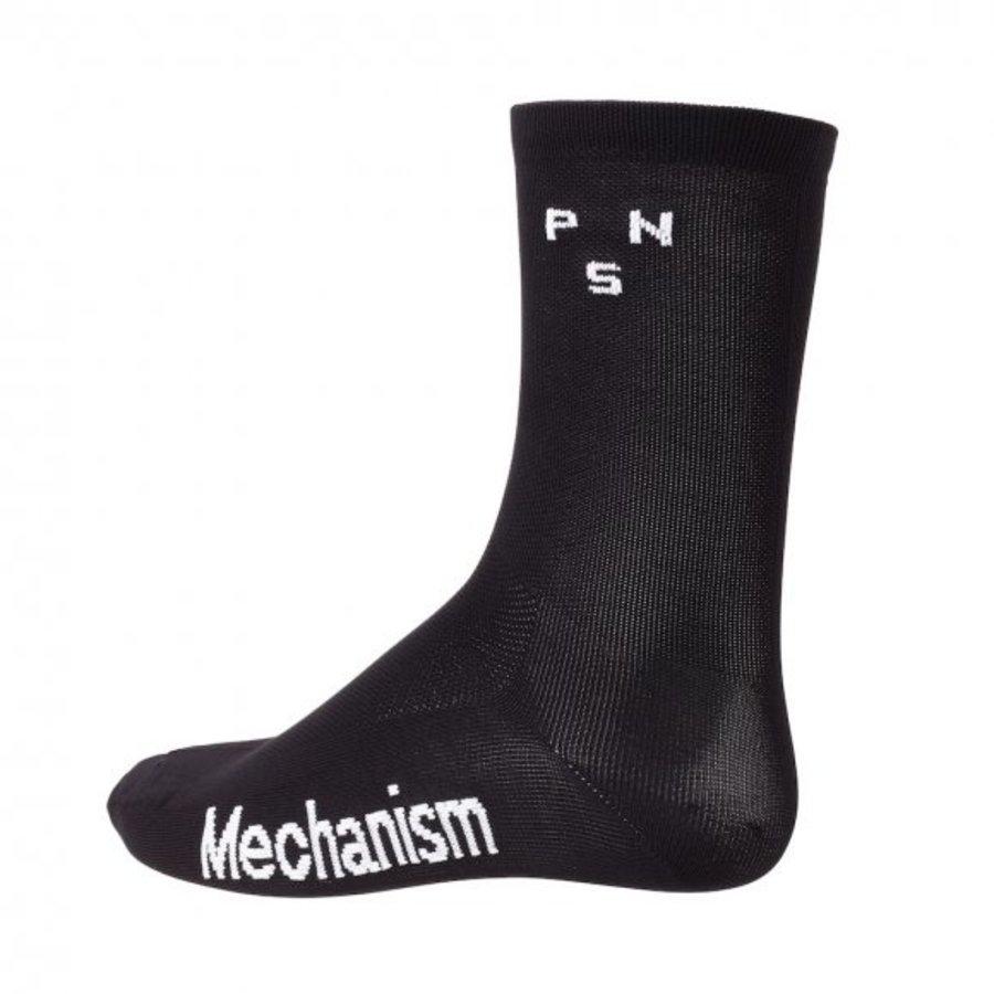 PAS NORMAL STUDIOS Logo Sock - Black