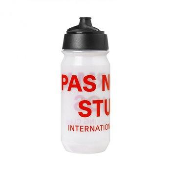 Pas Normal Studios Pas Normal Studios Logo Bidon, Clear, One Size